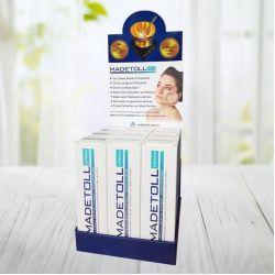 Madetoll Krem 30 gr (30+20) (3 tane kutusuz deneme ürünü gönderilir)